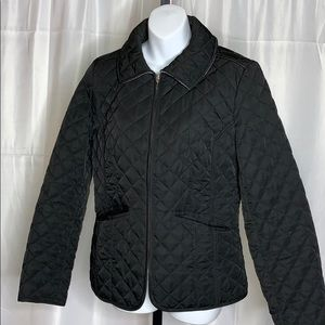 Tommy Hilfiger women's quilted jacket size -L